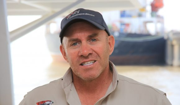 Expedition Leader, Steve Cox