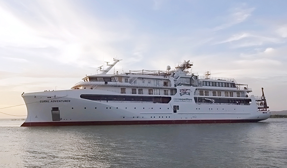 coral-expeditions-coral-adventurer-new-ship-float-out